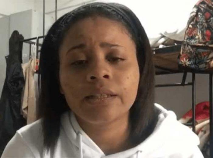 La estudiante hondureña lleva más de 30 días encerrada en su habitación debido a que reside en el epicentro del virus