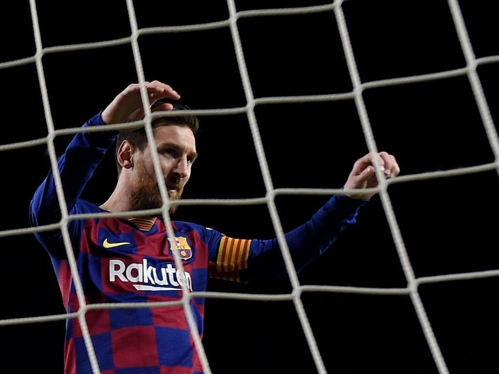 El VAR mostró la infracción, que permitió a Messi marcar a nueve minutos del final.