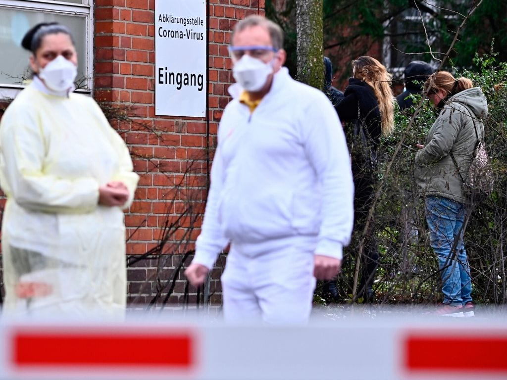 El principal foco de la enfermedad está en la región de Renania del Norte-Westfalia, en la frontera con Holanda y Bélgica