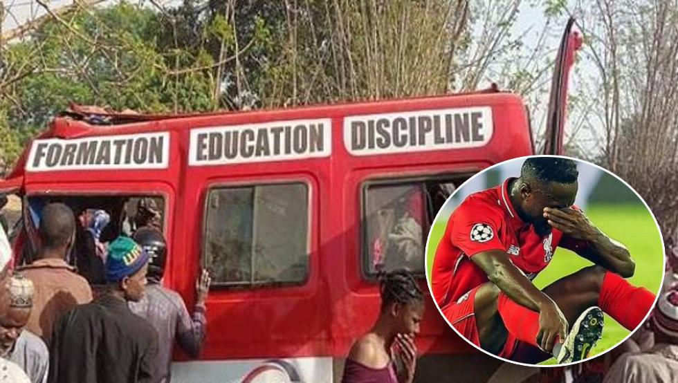 Entre los 9 futbolistas fallecidos, se encuentra el hermano de Naby Keita