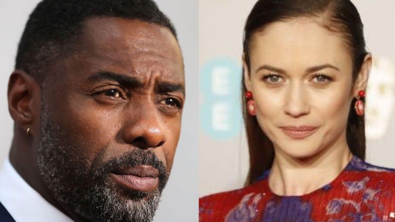 La actriz Olga Kurylenko y Idris Elba lo dieron a conocer a través de sus redes sociales