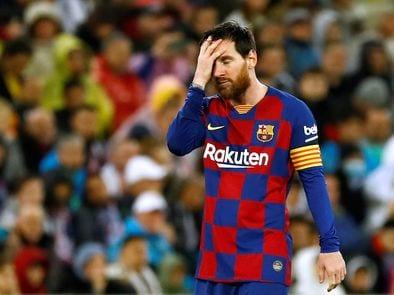 Messi tiene una clausula en su contrato que le da la posibilidad de abandonar al Barcelona cuando quiera.