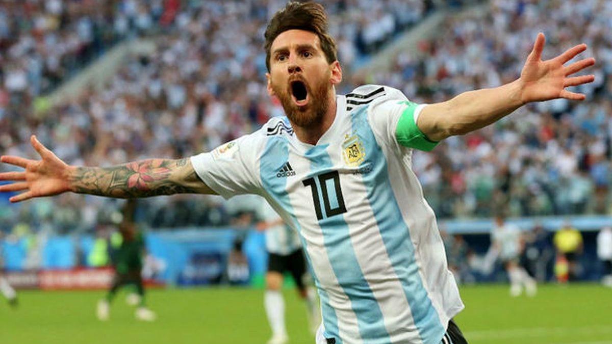 Lionel Messi y Sergio Agüero lideran lista de 23 legionarios