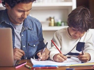 Coronavirus: ¿Cómo educar a tus niños en casa durante el confinamiento por la pandemia?