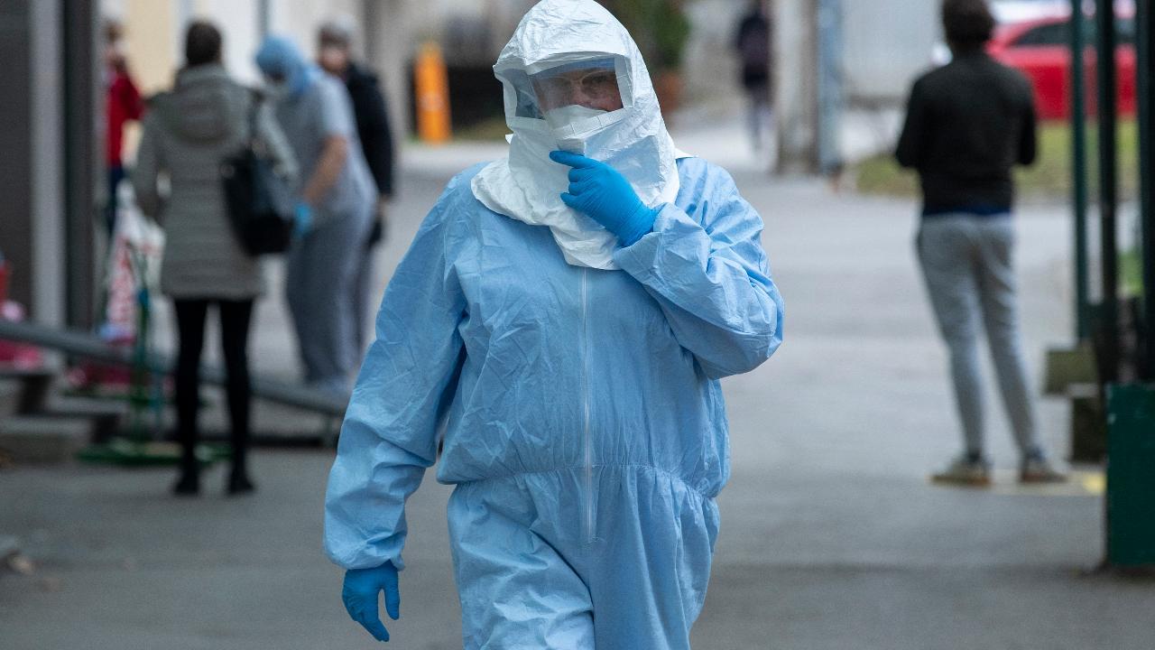 Estados Unidos registra, hasta este martes, 164 mil 424 casos confirmados de coronavirus