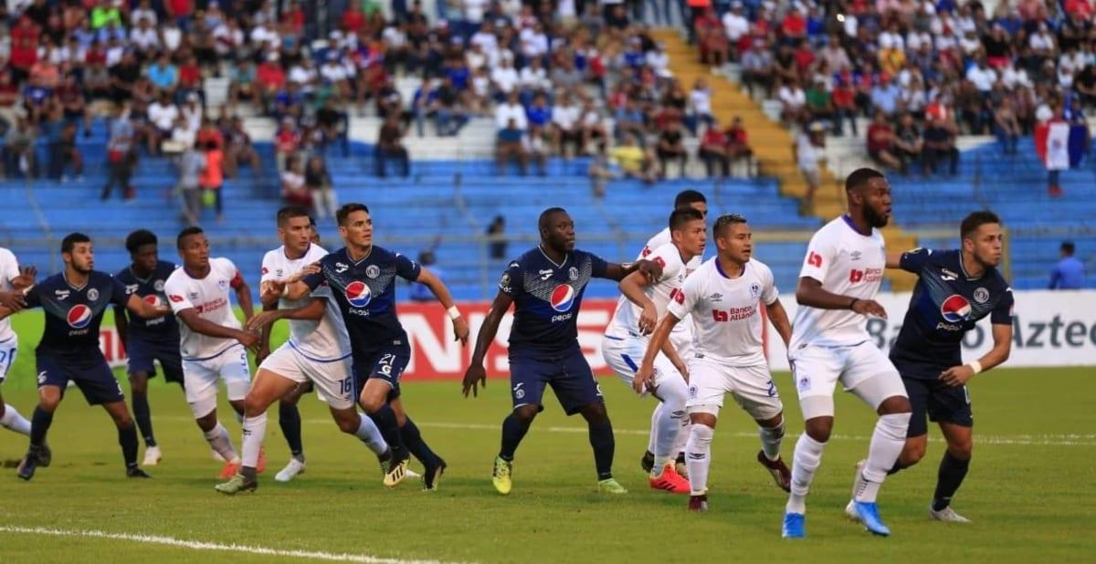 La jornada 13 comprende el Súper Clásico entre Motagua vs Olimpia