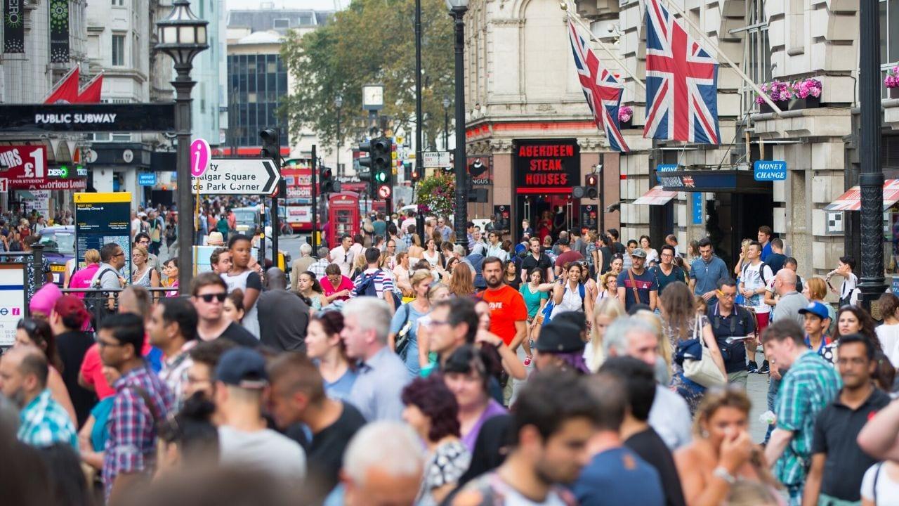 """El estudio afirma que la enfermedad llegó al Reino Unido a mediados de enero """"a más tardar"""""""
