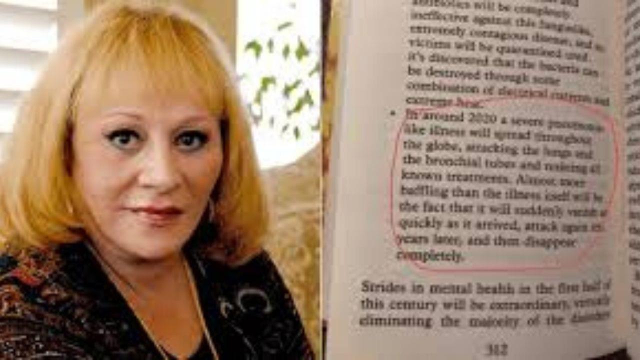 """Una porción del libro """"End of Days"""" (el fin de los días) fue escrito por la vidente y futuróloga estadounidense Sylvia Browne"""
