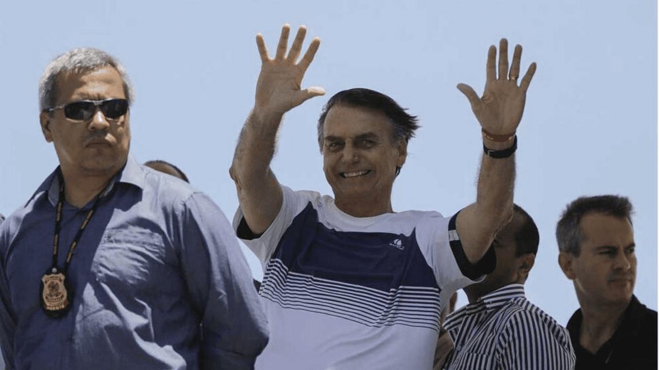 """""""Brasil no puede parar"""", dijo el Jair Bolsonaro el domingo"""