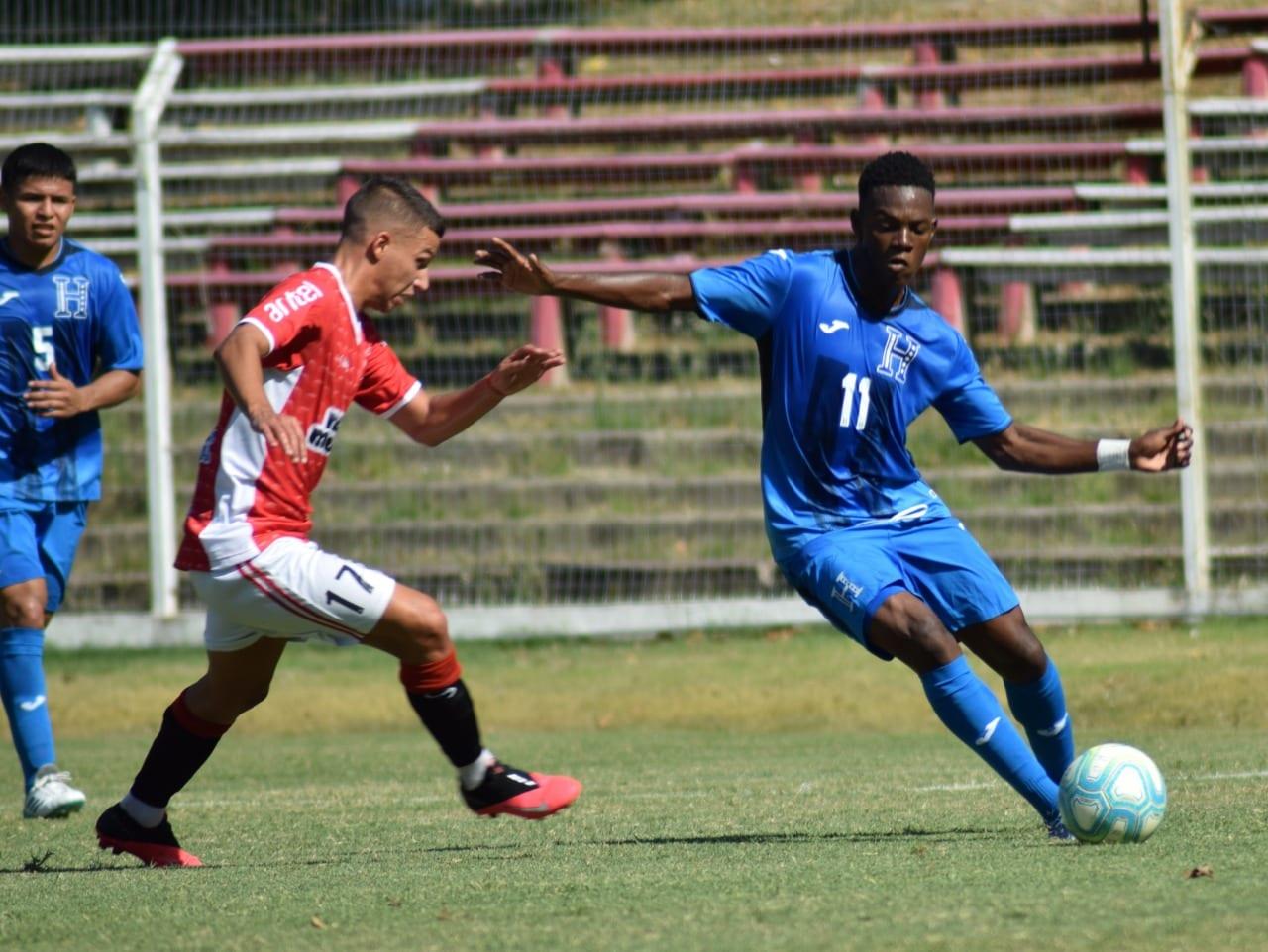 La Selección Nacional Sub-20 iniciará su camino rumbo al Mundial FIFA Indonesia 2021 ante Antigua y Barbuda en San Pedro Sula