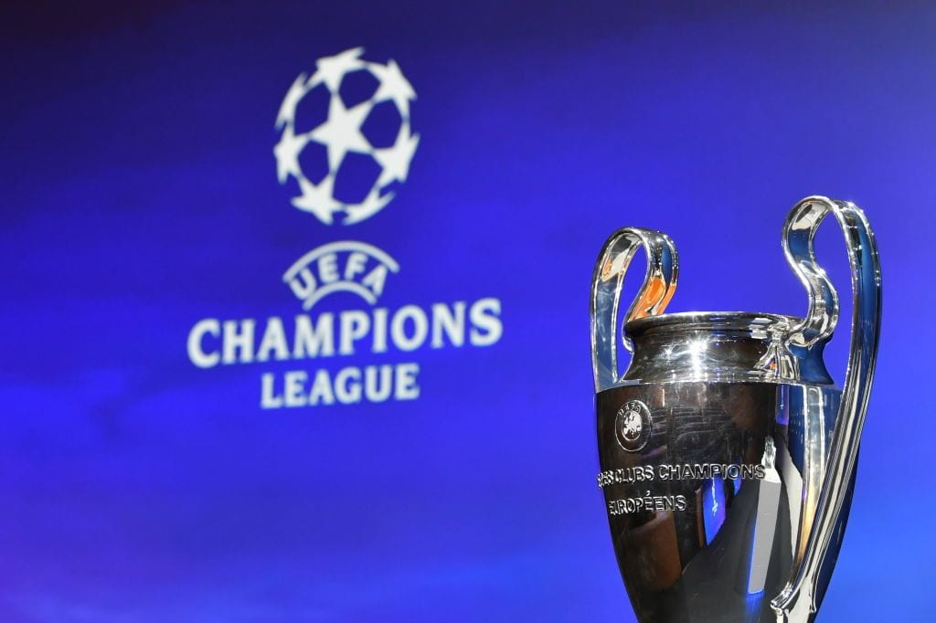 La final de la Champions League estaba prevista para jugarse el sábado 30 de mayo en Estambul.