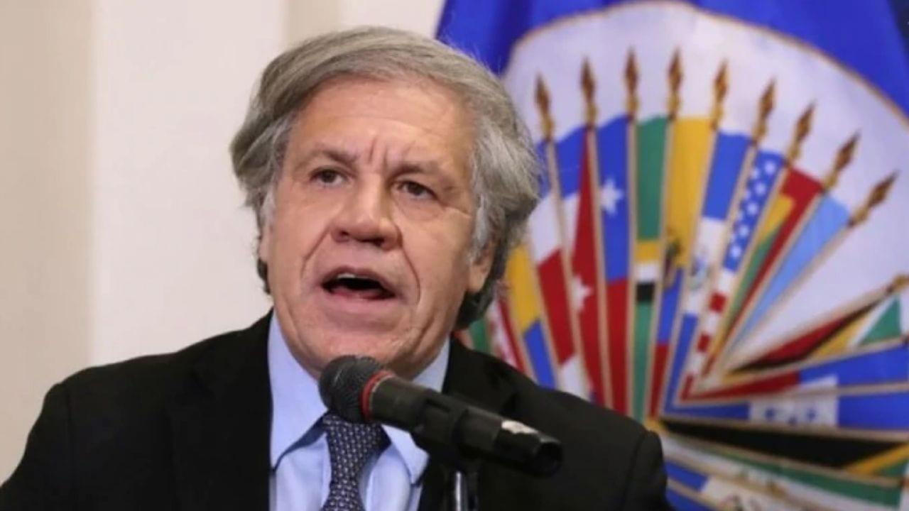 La elección, inicialmente tenía tres candidatos, sin embargo, el representante peruano, Hugo de Zela, se retiró