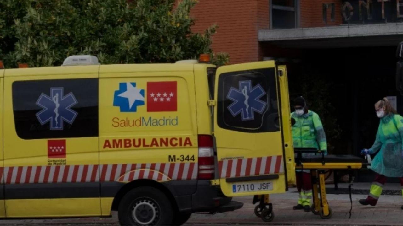 Se trata de la residencia MonteHermoso, ubicada en una zona de la capital española identificada como el foco de contaminación del virus