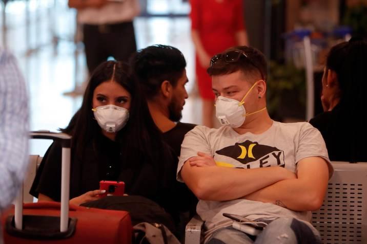 Un paciente en Bogotá fue diagnosticado con COVID-19.