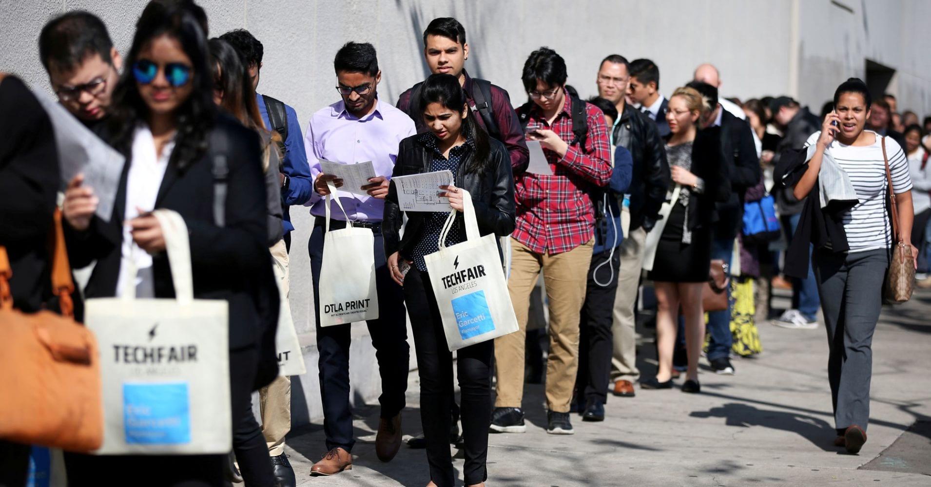 Solo en Nueva York se han perdido 500 mil puestos de trabajo desde que comenzó la pandemia.