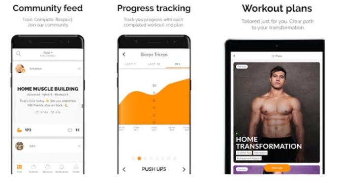 Con estas aplicaciones podrás ejercitarse desde tu casa