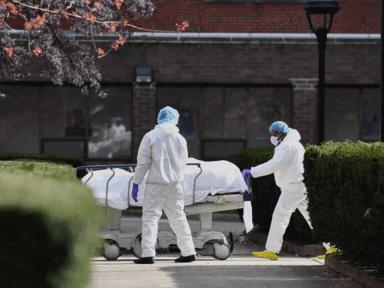 Coronavirus: Nueva York alcanza nuevo récord con 799 muertes
