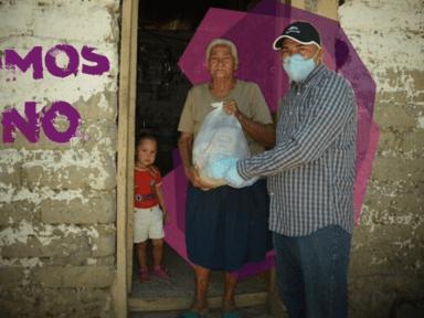 Coronavirus: Jóvenes comprometidos con el bien de los desfavorecidos así son los rostros detrás de Operación Frijol