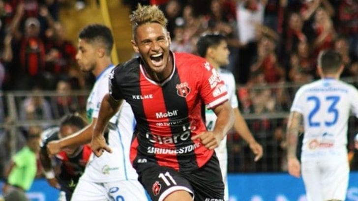 Alex López sobre cuarentena en Costa Rica: Ha sido complicado y más para un jugador extranjero