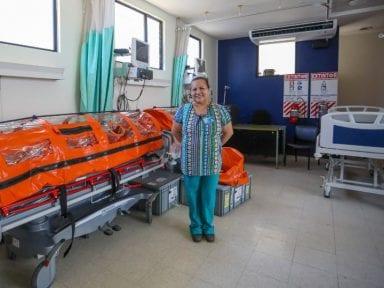 Coronavirus: Costa Rica habilita hospital exclusivo para atender casos de covid-19