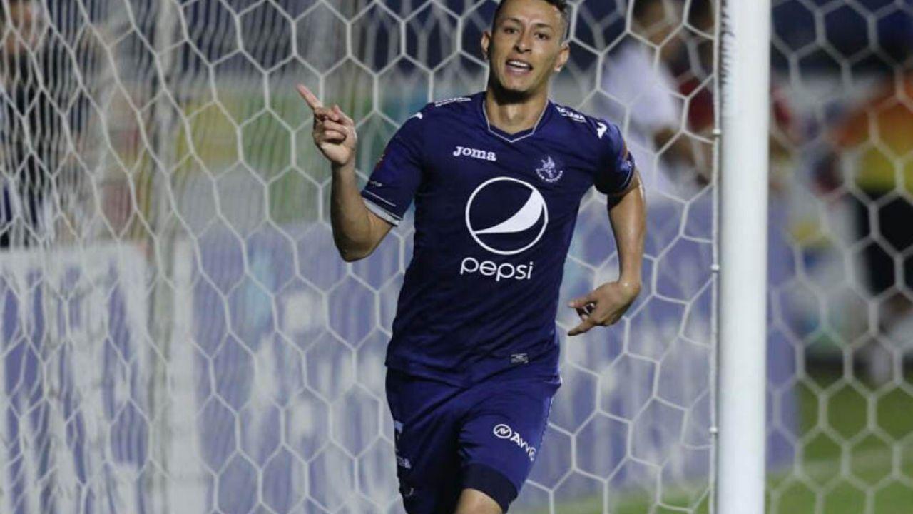 El gol fue anotado en un partido de 2017 entre Motagua y Olimpia.
