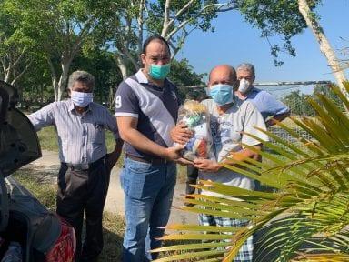 El gran gesto de Jonathan Rubio con los taxistas de su comunidad en plena crisis por coronavirus