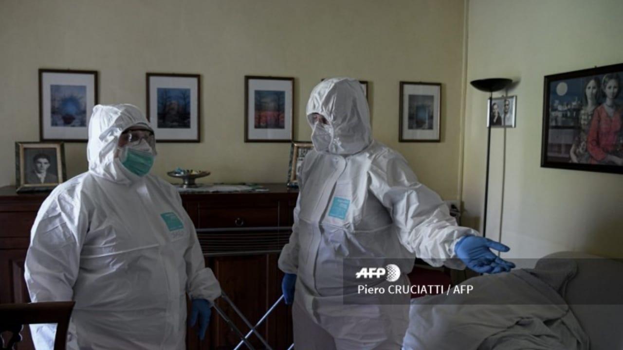 En ese país se registran  más de 19 mil personas fallecidas a causa del covid-19