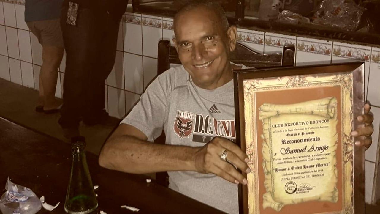 Samuel Chucho Armijo fue parte del proceso de la Selección de Honduras rumbo a España 1982