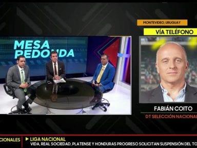Fabián Coito: es falso, no he tenido ningún contacto con la Asociación Uruguaya de Fútbol