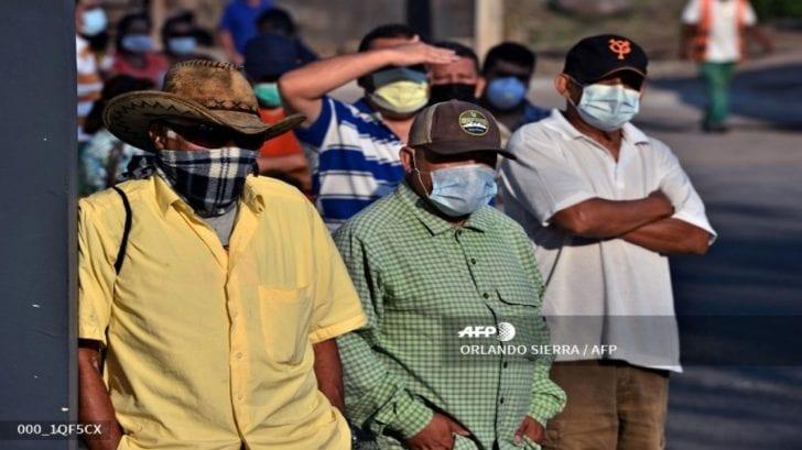Coronavirus: la pandemia de covid-19 contamina en su totalidad el norte de Honduras al incrementarse los casos
