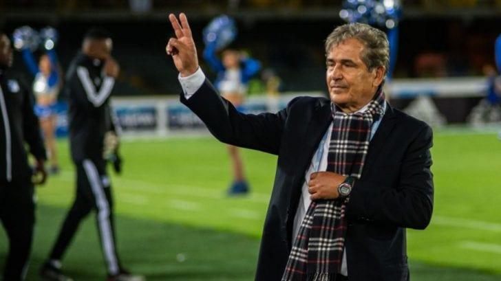 """""""Vamos perdiendo, pero no olviden que hay alargue"""", el mensaje de Jorge Luis Pinto sobre el covid-19"""