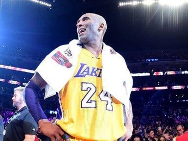 Pagan 33 mil dólares por la última toalla que utilizó Kobe Bryant en la NBA