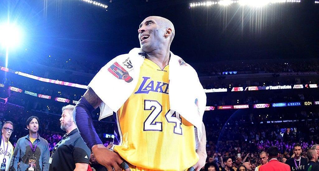 El basquetbolista utilizó la toalla en un juego de 2016, año en el que se retiró del deporte.