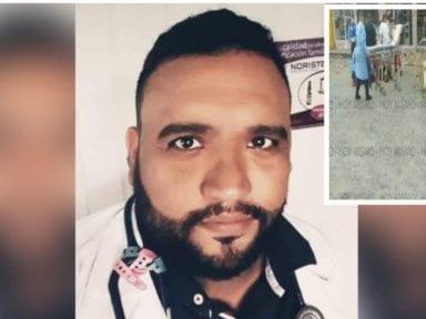 Muere médico hondureño en accidente de motocicleta en La Ceiba