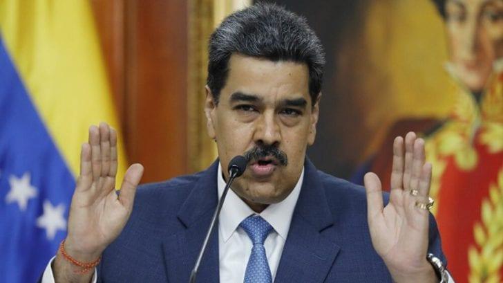"""La Casa Blanca advierte a Nicolás Maduro que se entregue para no terminar como Pablo Escobar o """"El Chapo"""" Guzmán"""