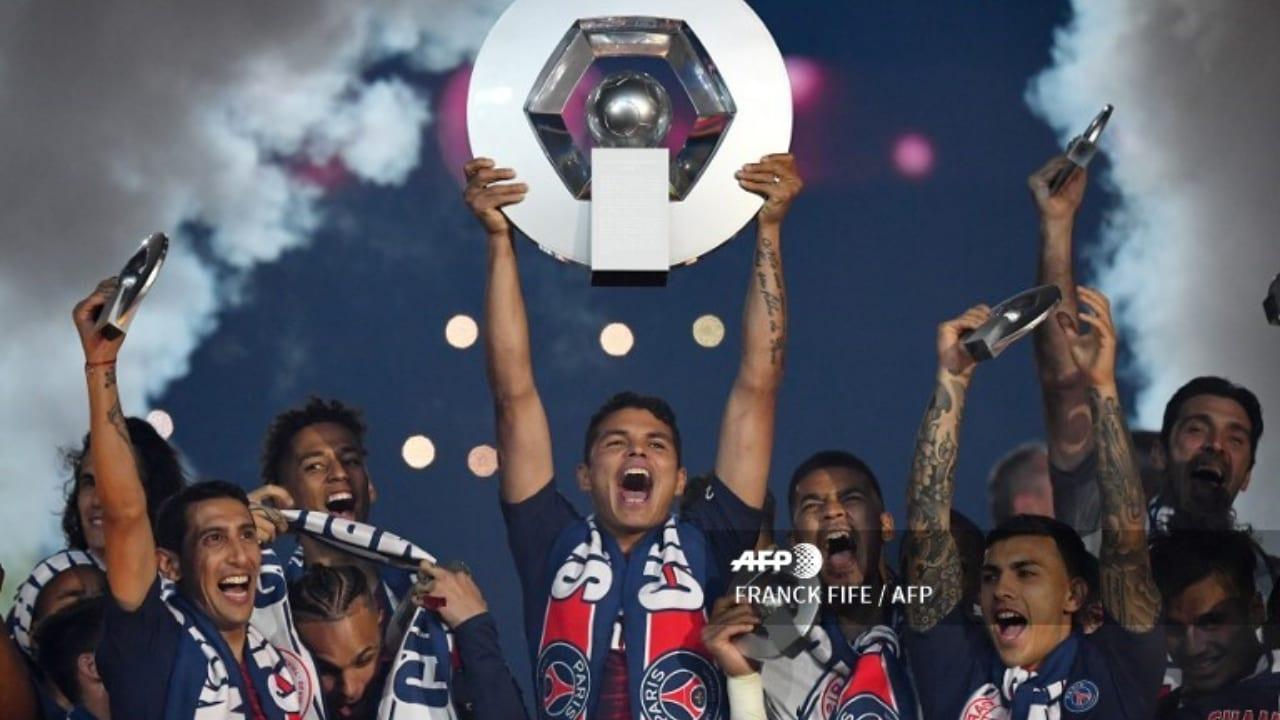 Los parisinos lograron su noveno título de liga en su historia.