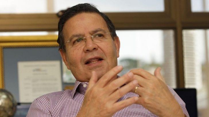 El último deseo de Rafael Callejas era morir en Honduras, aseguran familiares