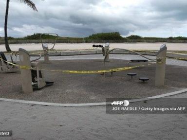 Florida considera el peor escenario: un huracán durante la pandemia
