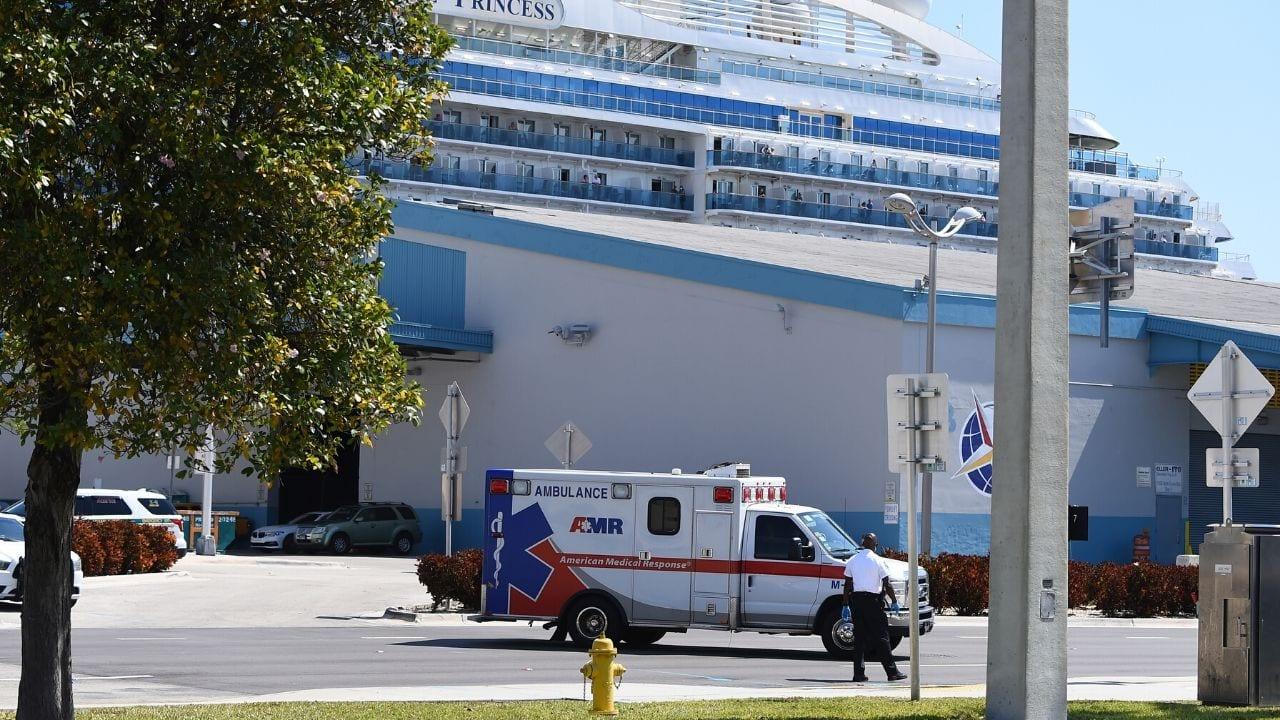 La compañía de cruceros había anunciado antes esta semana la confirmación de 12 casos de coronavirus en el barco.