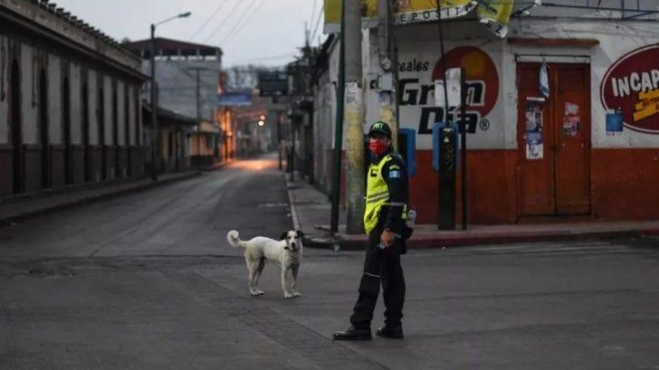 Semana Santa: toque de queda y ley seca en Guatemala por coronavirus