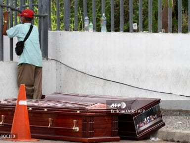 Coronavirus: hasta 150 cadáveres diarios recogen de las calles de Guayaquil, Ecuador