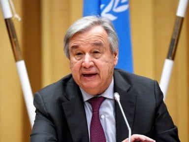 """Coronavirus: Lo peor del covid-19 """"está por llegar"""" a los países en guerra, advierte jefe de la ONU"""
