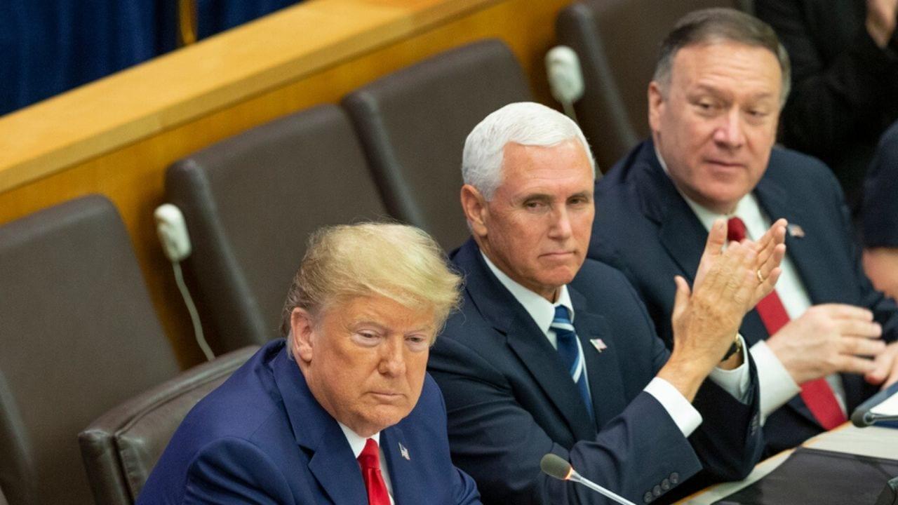 Según el Departamento de Estado de los Estados Unidos, el propio presidente Trump pidió que se les siga brindando ayuda a los países del Triángulo Norte