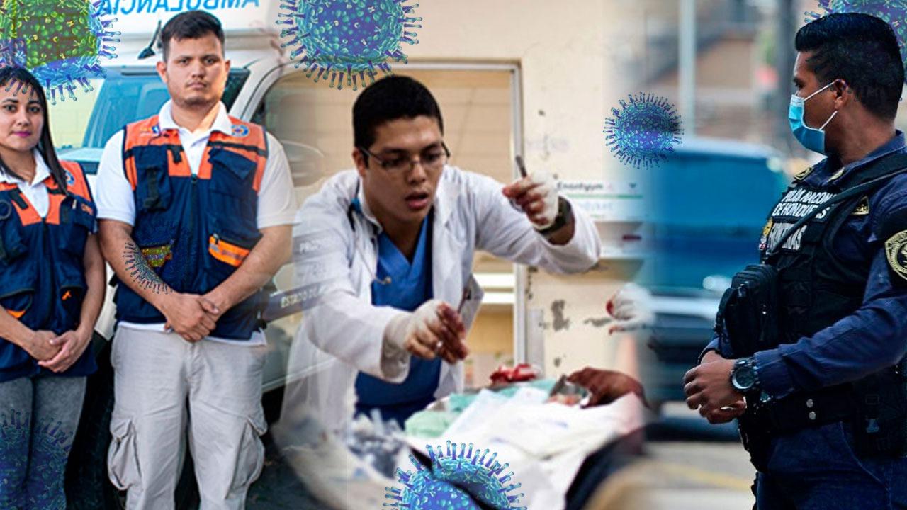 El coronavirus ha causado estragos irreparables en Honduras, afectando a 16 de los 18 departamentos del país.