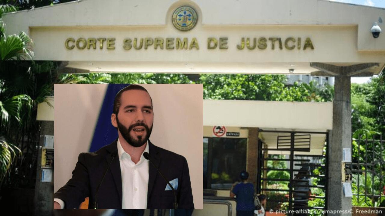 El máximo tribunal de Justicia del país salvadoreño puso freno al decreto del presidente Bukele