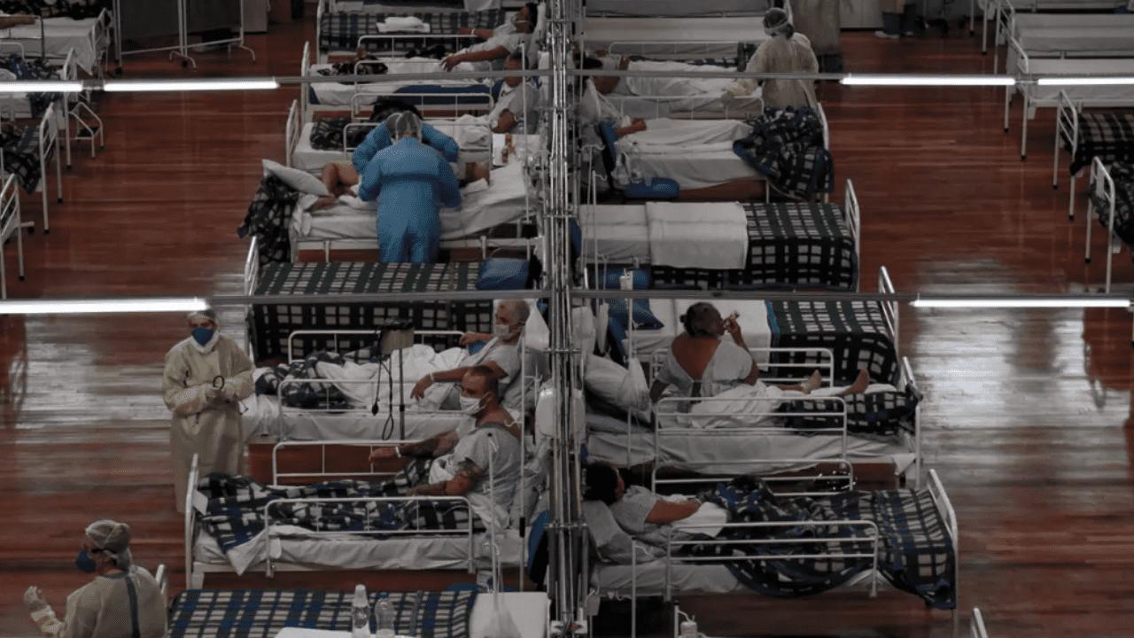 América del Sur podría ser el nuevo epicentro de la enfermedad en el mundo que comenzó en Wuhan