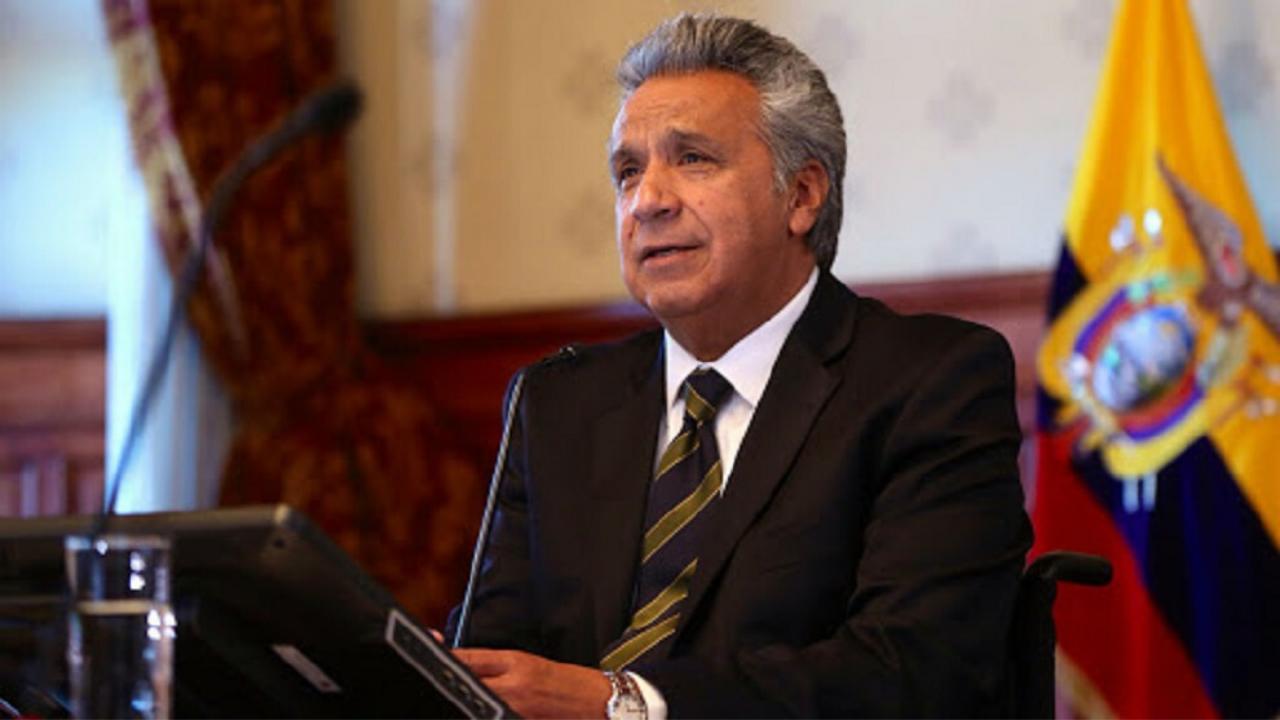 """""""Las empresas públicas que no se eliminan, reducirán sustancialmente sus gastos"""", añadió Moreno durante su comparecencia"""