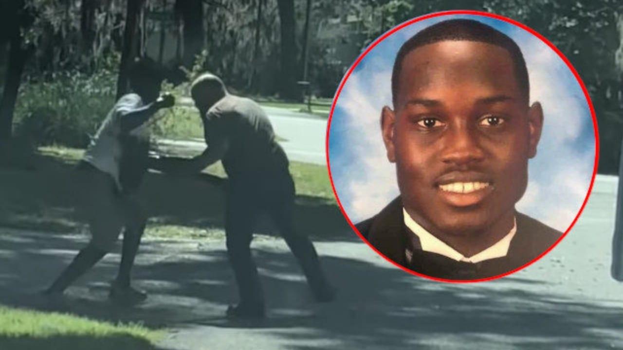 El crimen cometido por padre e hijo ha provocado la indignación de líderes afroamericanos de los Estados Unidos. (Imágenes sensibles).