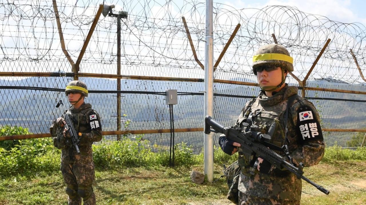 Este hecho se dio un día después que el líder norcoreano, Kim Joung-un apareciera en público por primera vez luego de tres semanas.