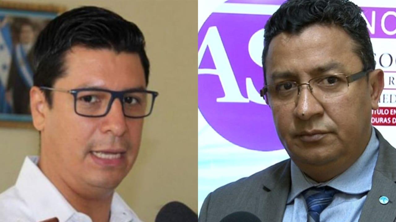 """""""Invest-h es el que afirma que Roberto Cosenza hizo la autorización de compra, no nosotros"""", indica Carlos Hernández."""